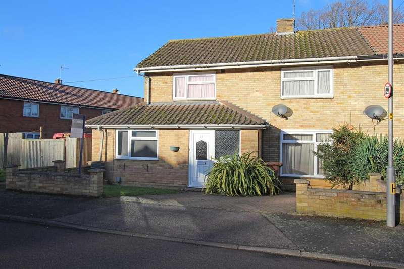 4 Bedrooms Semi Detached House for sale in Wildwood Lane, Stevenage, SG1 1TB