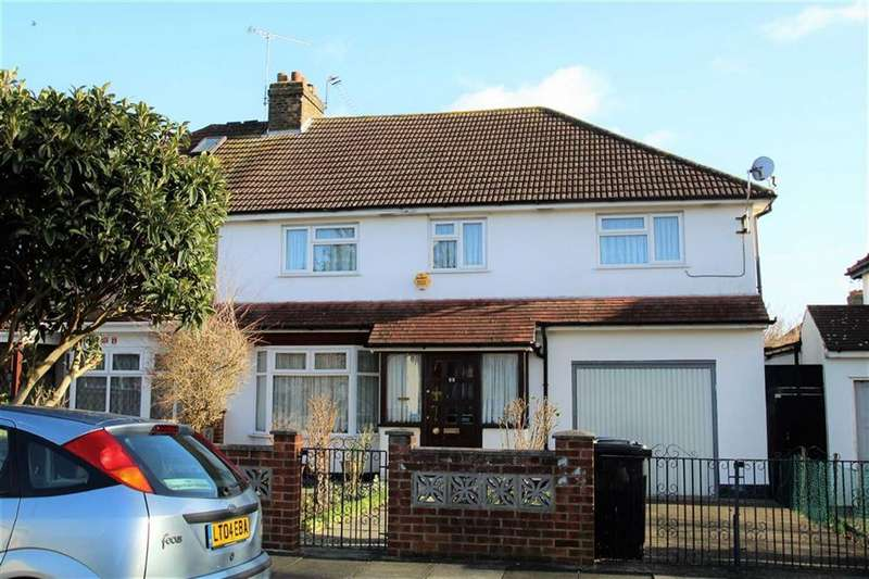 5 Bedrooms Semi Detached House for sale in Wedmore Road, Greenford, Middlesex