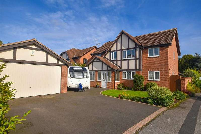 4 Bedrooms Detached House for sale in Acorn Bank, West Bridgford, Nottingham