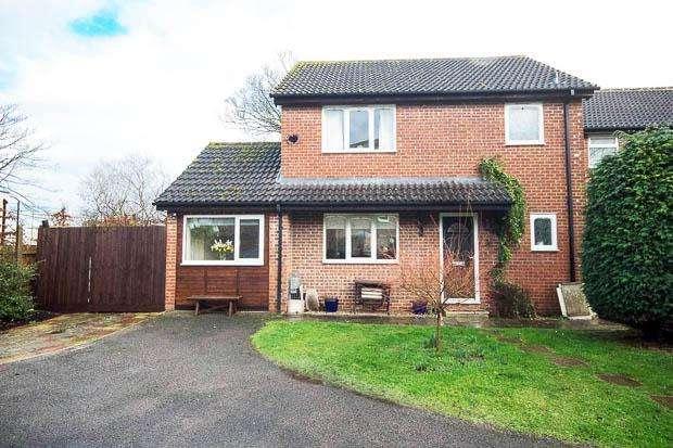 4 Bedrooms Detached House for sale in Southcourt Close, Leckhampton, Cheltenham, GL53 0DW
