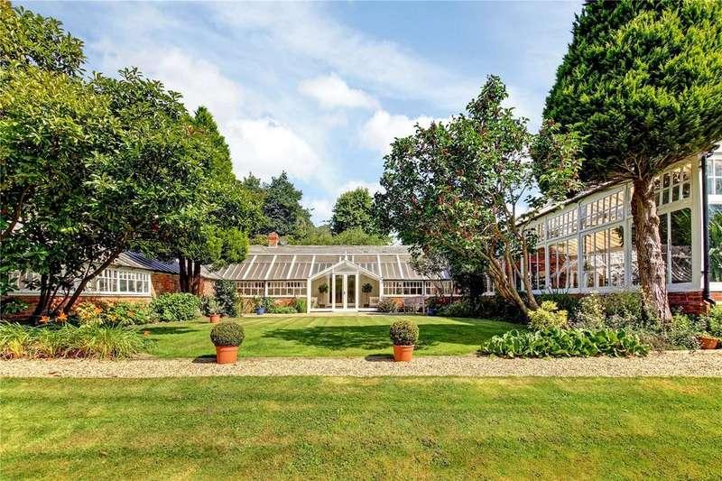 5 Bedrooms Unique Property for sale in Marsh Benham, Newbury, Berkshire, RG20