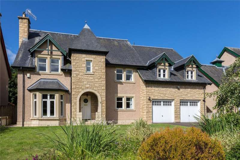 5 Bedrooms Detached House for sale in The Green, Cardrona, Peebles, Scottish Borders