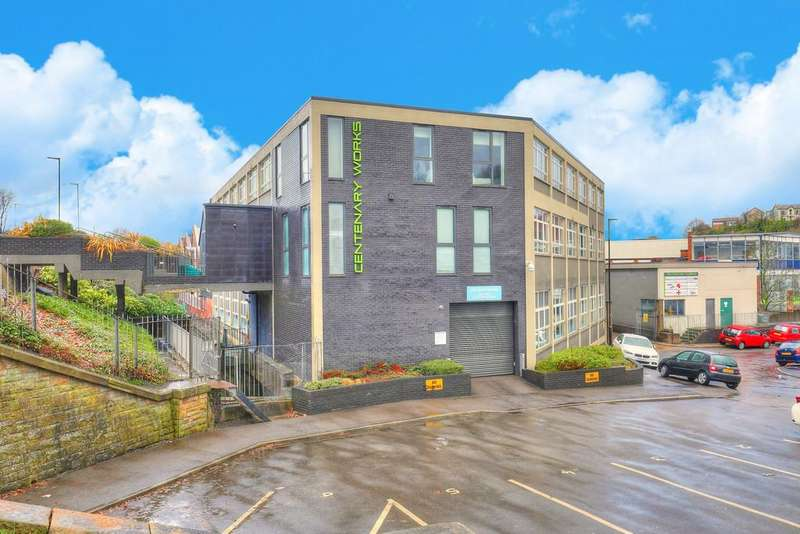 2 Bedrooms Ground Flat for sale in 5 Centenary Works Apartments, Norton Hammer, S8 0PH