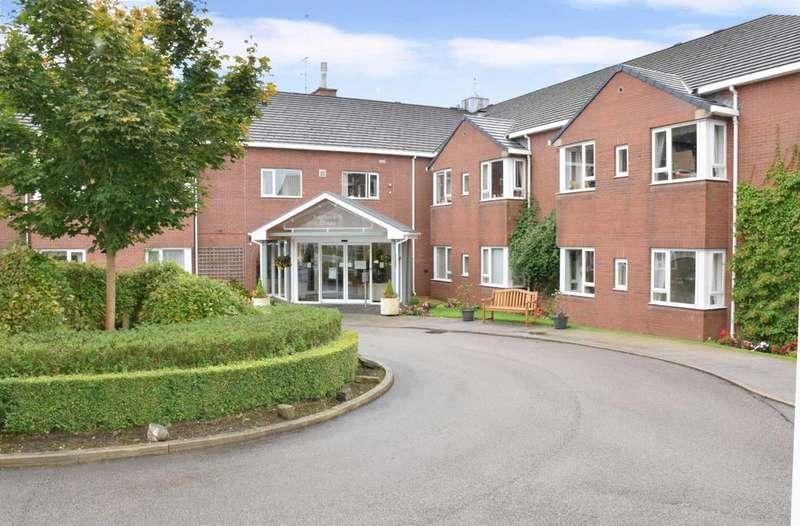 1 Bedroom Apartment Flat for sale in Southworth House, Larmenier Retirement Village, Blackburn, BB2