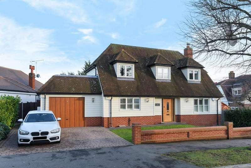 4 Bedrooms House for sale in Woodland Way, Theydon Bois, CM16