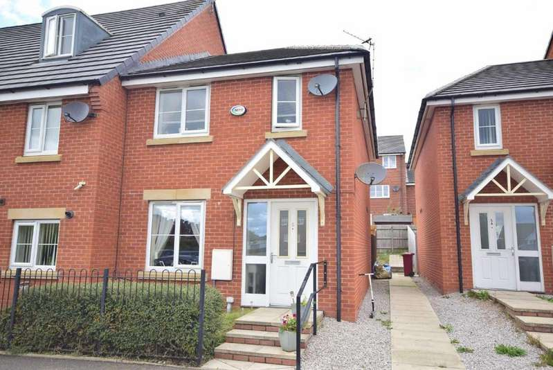 3 Bedrooms Terraced House for sale in Seven Trees Avenue, Blackburn, BB1