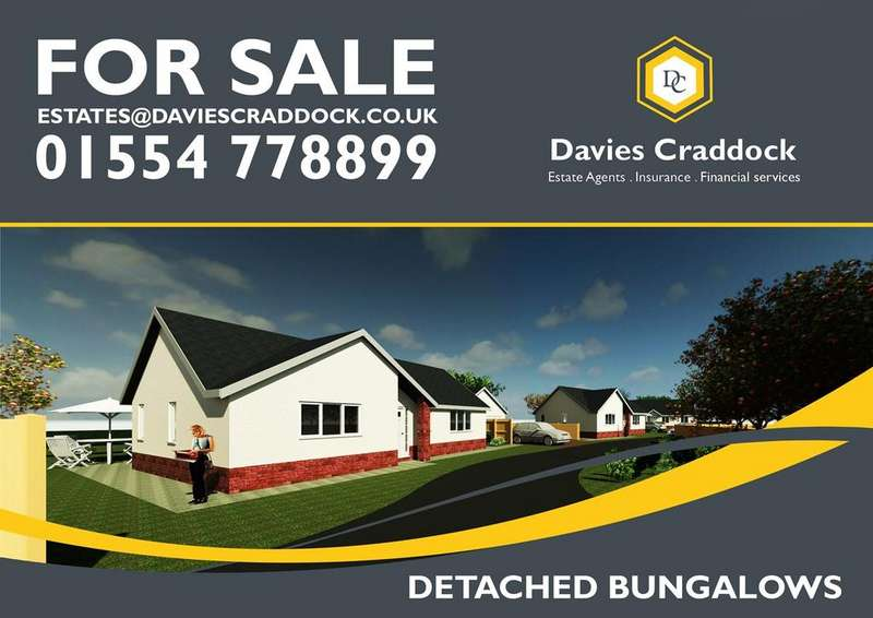 2 Bedrooms Bungalow for sale in Heol Y Meinciau, Pontyates, Carmarthenshire, SA15