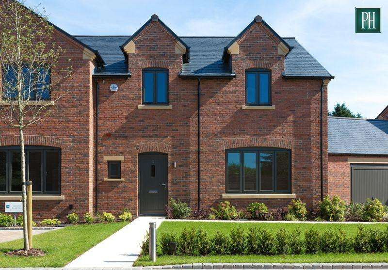 4 Bedrooms Semi Detached House for sale in Stunning brand new house in Henbury