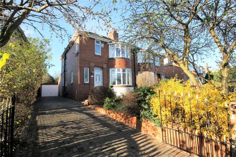 4 Bedrooms Semi Detached House for sale in Park Road Central, Chester le Street, County Durham, DH3