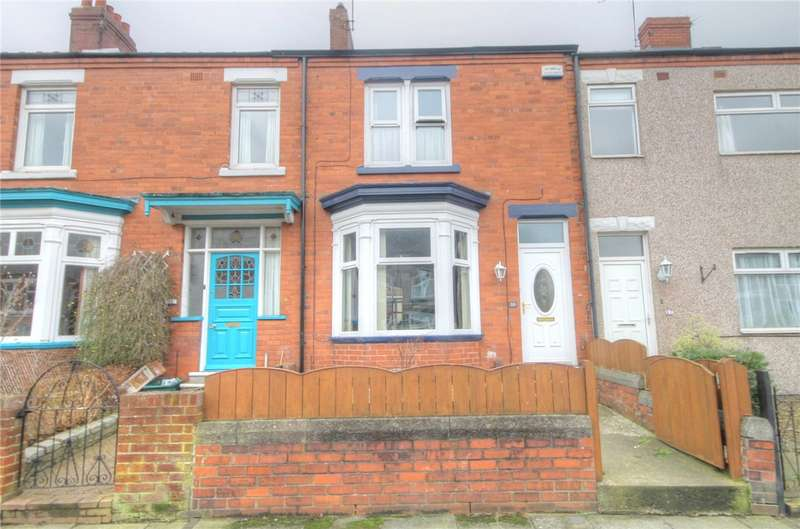 3 Bedrooms Terraced House for sale in Orchard Road, Darlington, DL3