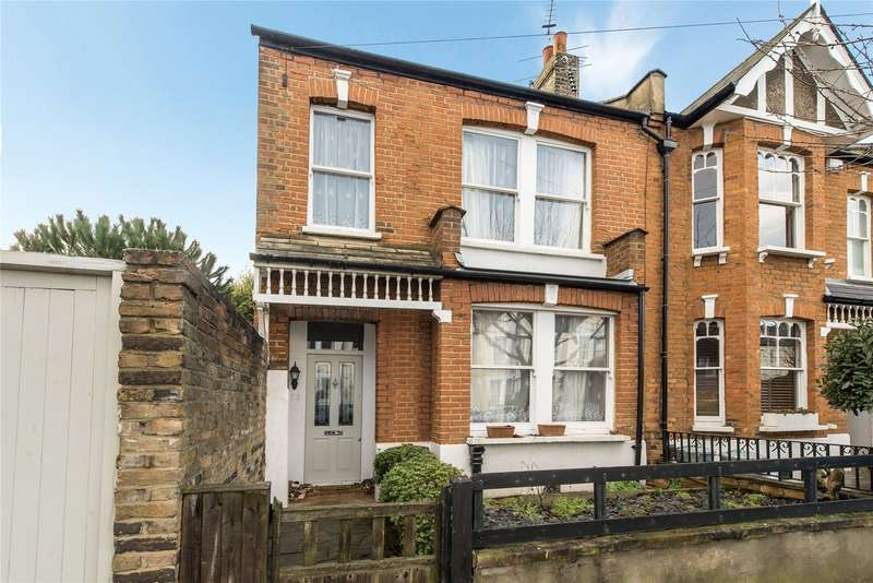 3 Bedrooms End Of Terrace House for sale in Heythorp Street, Southfields, London, SW18