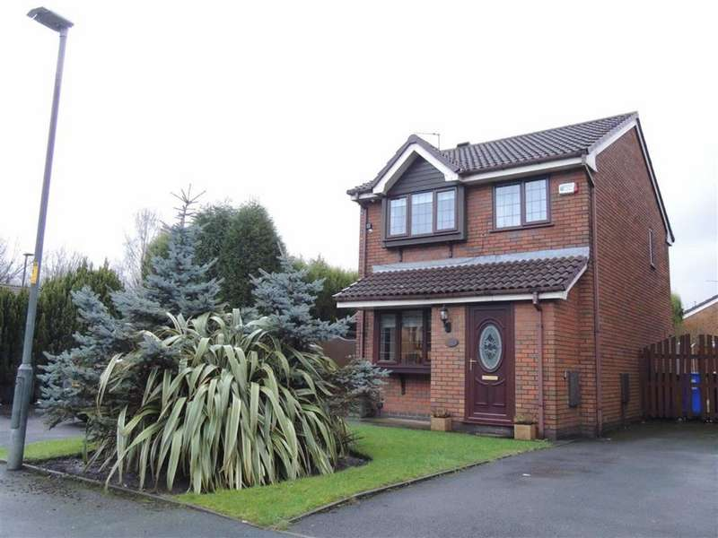 3 Bedrooms Detached House for sale in Churchfields, AUDENSHAW