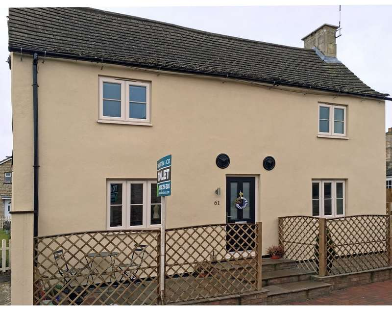 2 Bedrooms Semi Detached House for rent in East Street, Stamford PE9