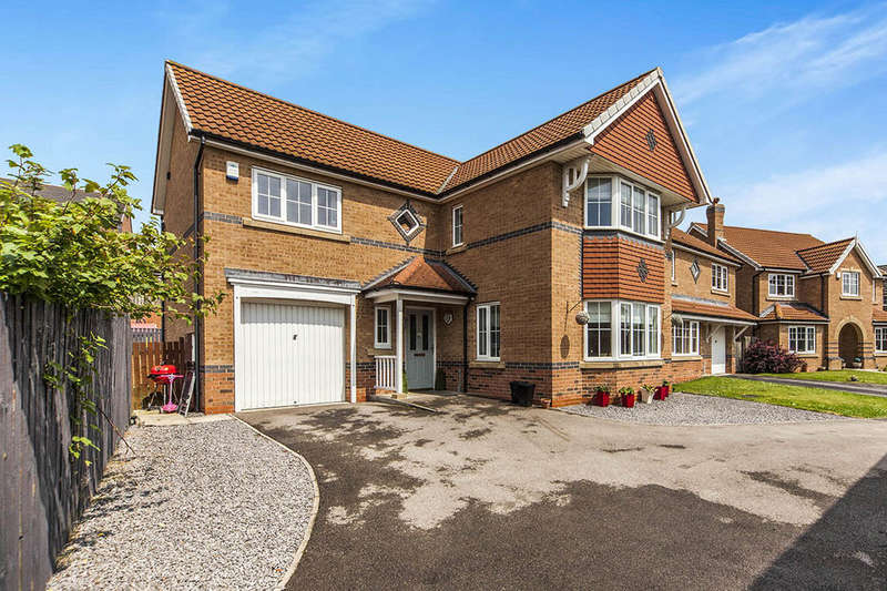 4 Bedrooms Detached House for rent in Deepdale Drive, Consett, DH8