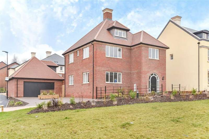 5 Bedrooms Detached House for sale in The Crawford, 26 Austen Drive, Winchester, Hampshire, SO22