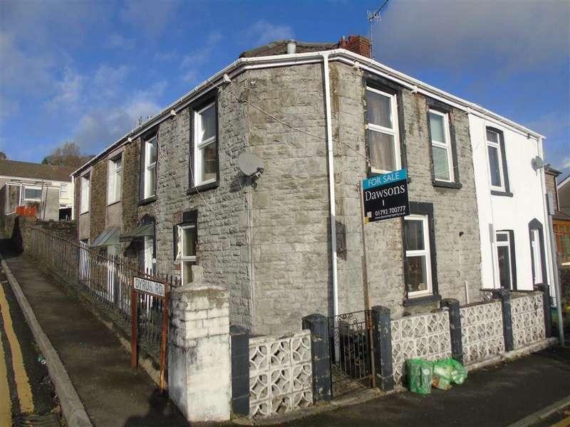 2 Bedrooms Terraced House for sale in Smyrna Street, Plasmarl, Swansea