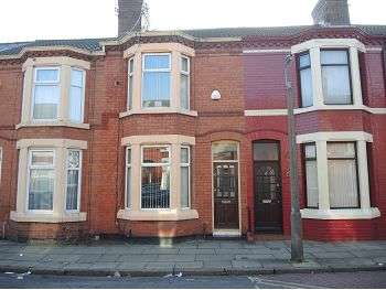 2 Bedrooms Terraced House for sale in Manningham Road, Anfield, Liverpool
