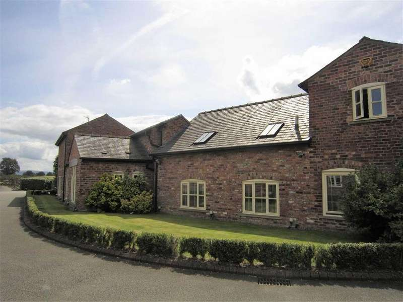4 Bedrooms Detached House for sale in Varden House Farm, Wilmslow, Cheshire