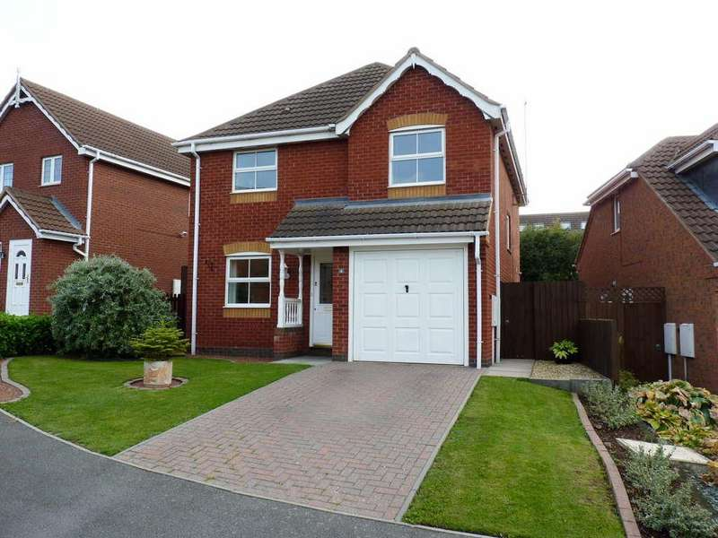 3 Bedrooms House for rent in Stinford Leys, Market Harborough
