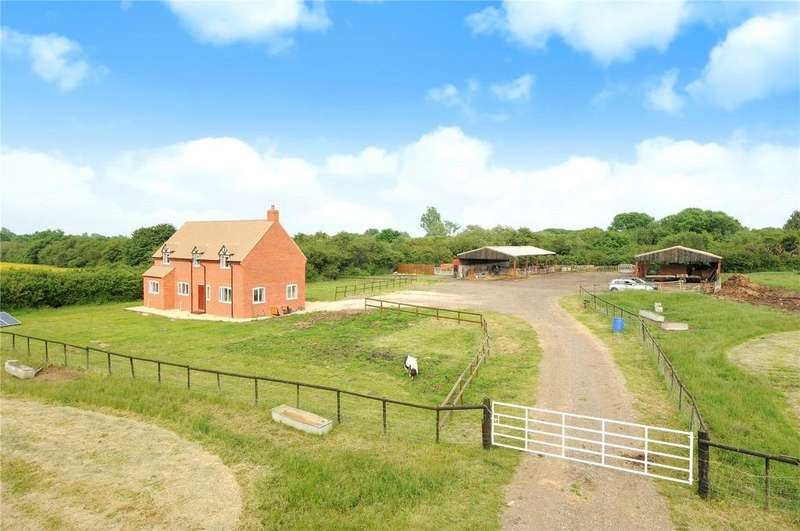 3 Bedrooms Detached House for sale in Bicester, Oxfordshire