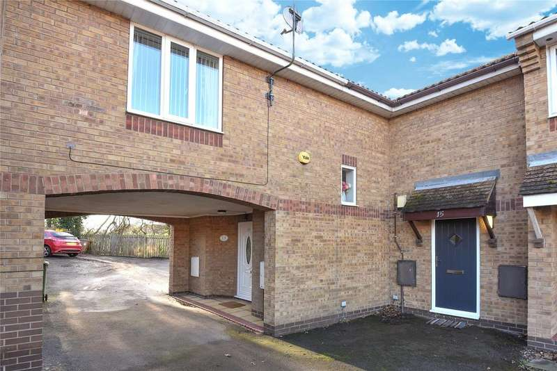 1 Bedroom Maisonette Flat for sale in Maidwell Way, Grimsby, DN34