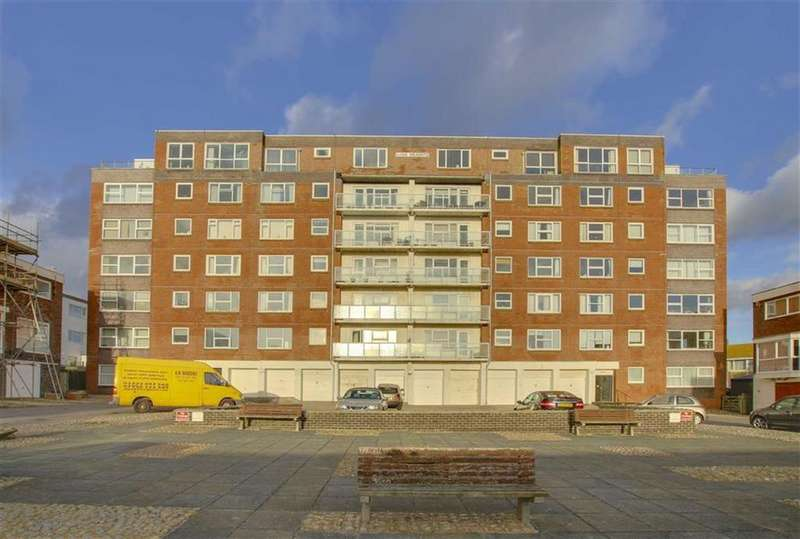 2 Bedrooms Flat for sale in Dane Heights, Dane Close, Seaford