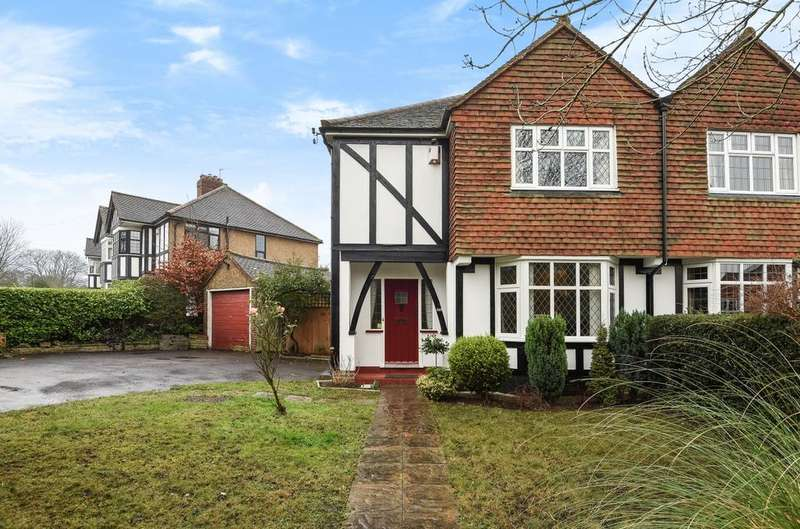 3 Bedrooms Semi Detached House for sale in Hastings Road Bromley BR2