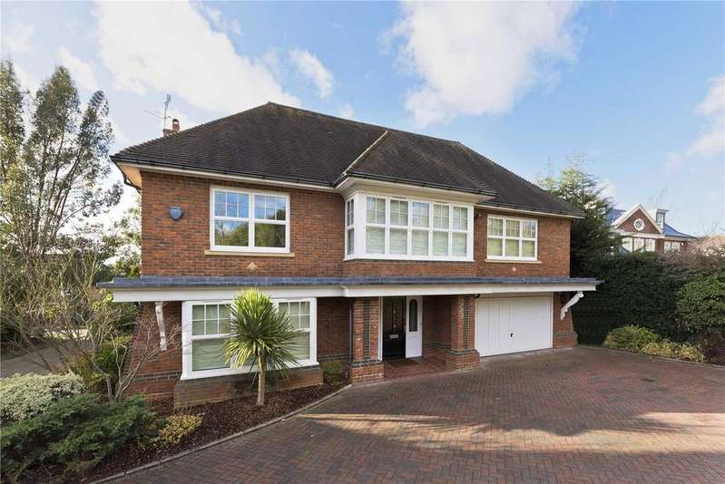 5 Bedrooms Detached House for rent in Brookfield Place, Cobham, Surrey, KT11