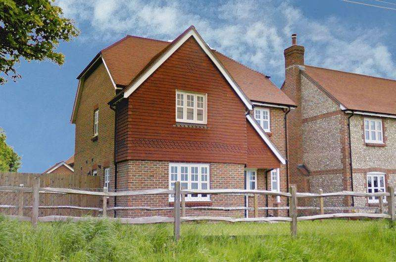 4 Bedrooms Detached House for sale in GORING BY SEA