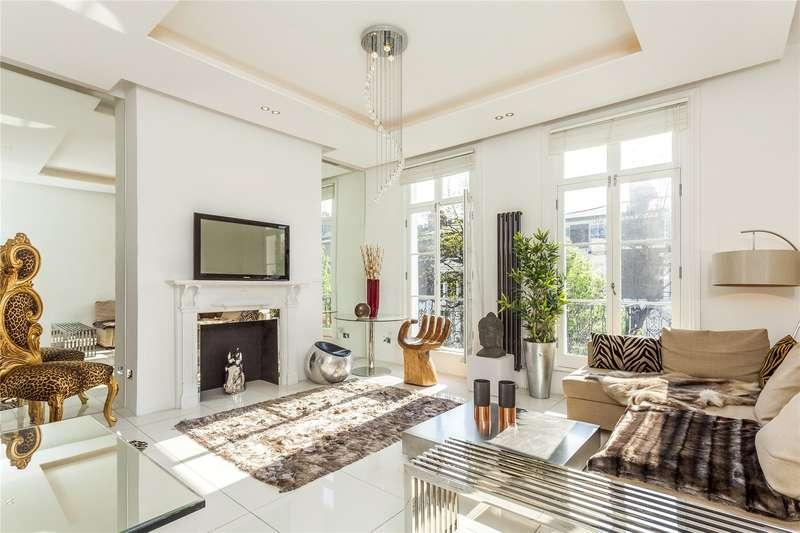 3 Bedrooms Maisonette Flat for sale in Gunter Grove, Chelsea, London, SW10