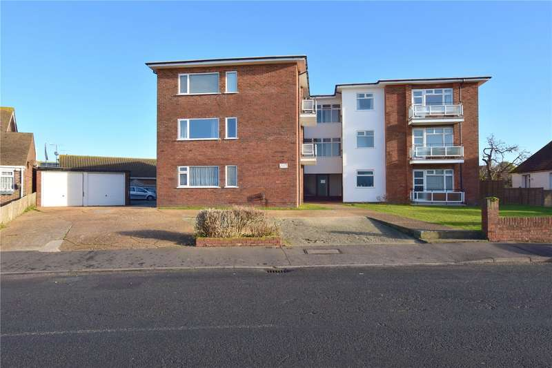 2 Bedrooms Apartment Flat for sale in Penhill Court, Penhill Road, Lancing, BN15