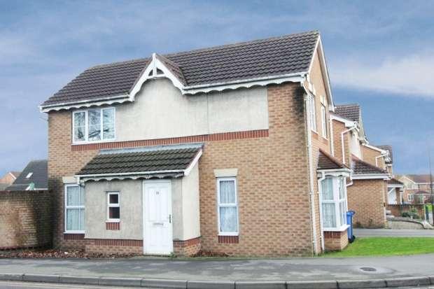 3 Bedrooms Detached House for sale in Nottingham Road, Derby, Derbyshire, DE21 7NH