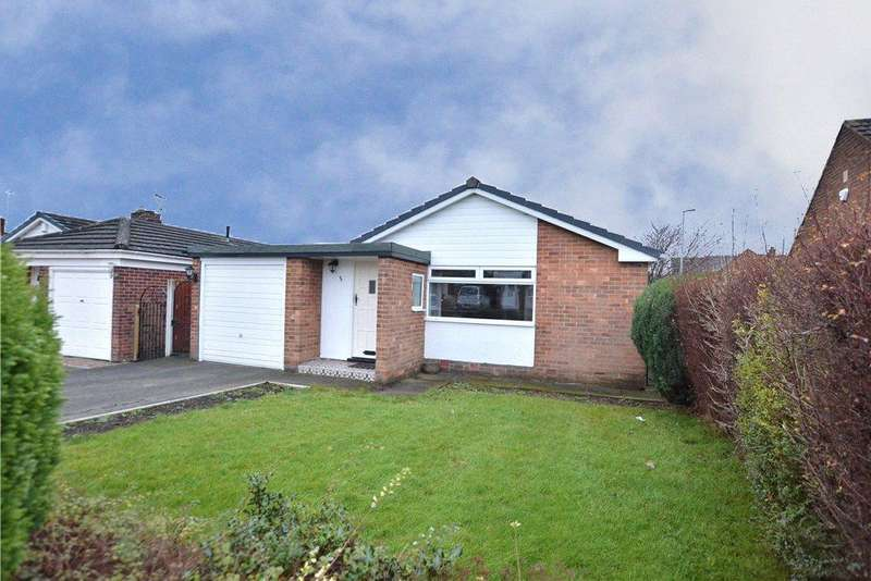 3 Bedrooms Detached Bungalow for sale in High Ash Crescent, Leeds, West Yorkshire