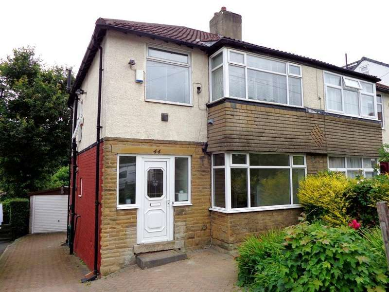 3 Bedrooms Semi Detached House for sale in Haigh Wood Road, Cookridge, Leeds