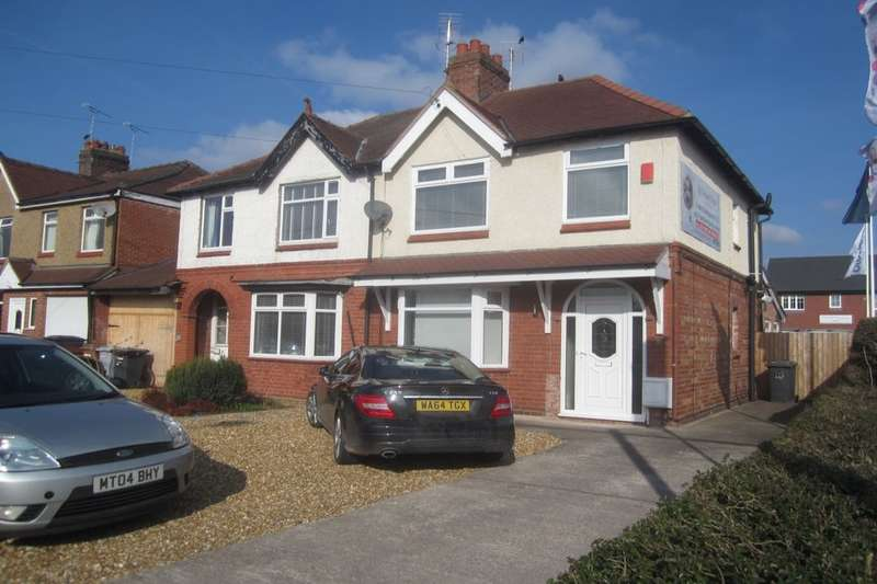 3 Bedrooms Semi Detached House for sale in Newcastle Road, Shavington, Crewe, CW2