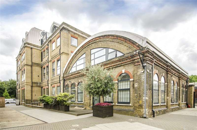 2 Bedrooms Flat for sale in Candlemakers Apartments, 112 York Road, London, SW11