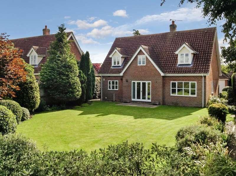 4 Bedrooms Detached House for sale in Framlingham, Suffolk