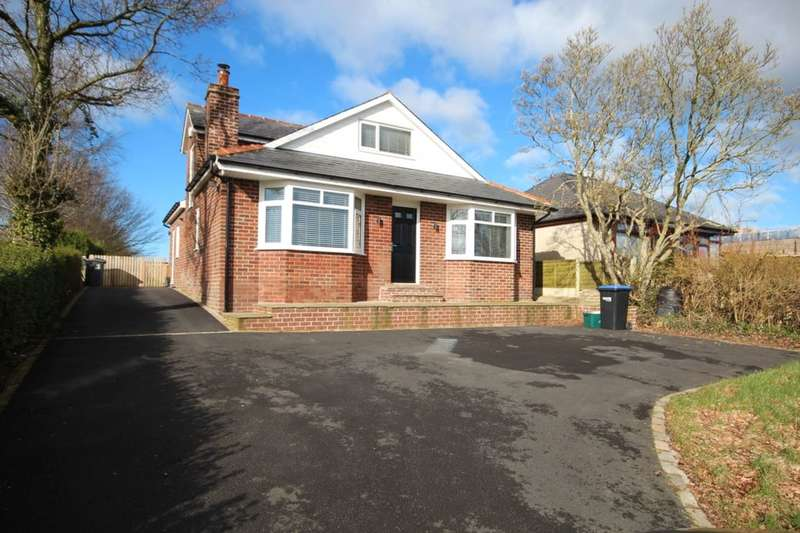 3 Bedrooms Detached House for sale in Hollins Lane, Forton, Preston, PR3