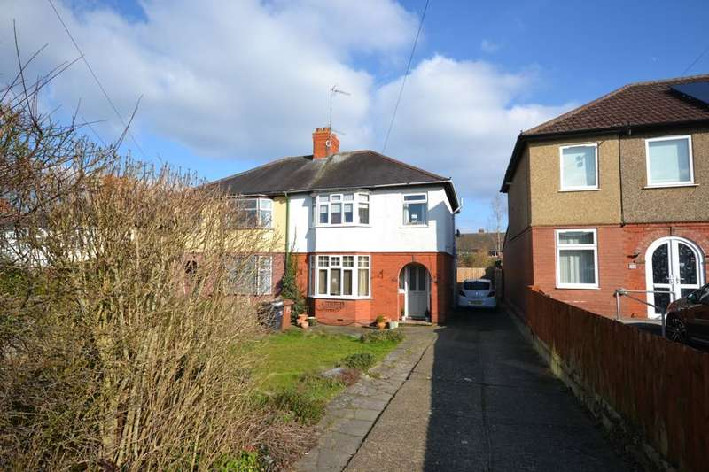 3 Bedrooms Semi Detached House for sale in Main Road, Duston, Northampton, NN5