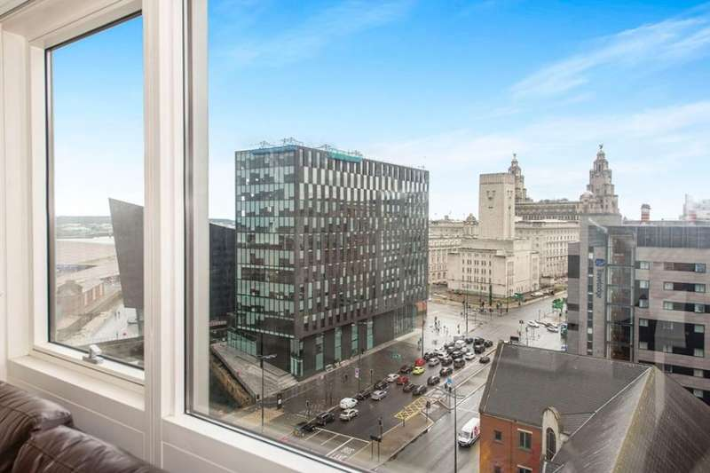 2 Bedrooms Flat for rent in Strand Street, Liverpool, L1