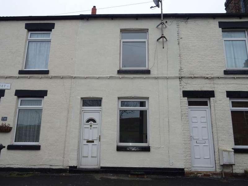 2 Bedrooms Terraced House for rent in Marsh Street, Deepcar, Sheffield, S36 2RL
