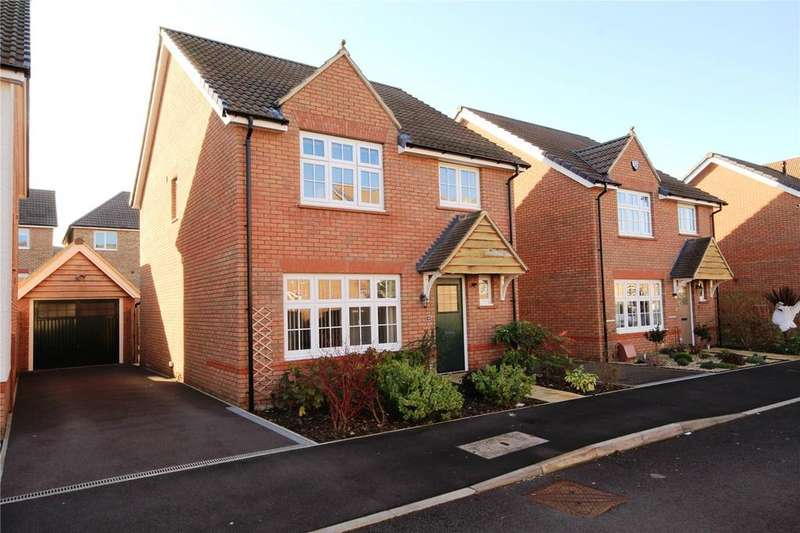4 Bedrooms Detached House for sale in Hatton Road, Cheswick Village, Bristol, BS16