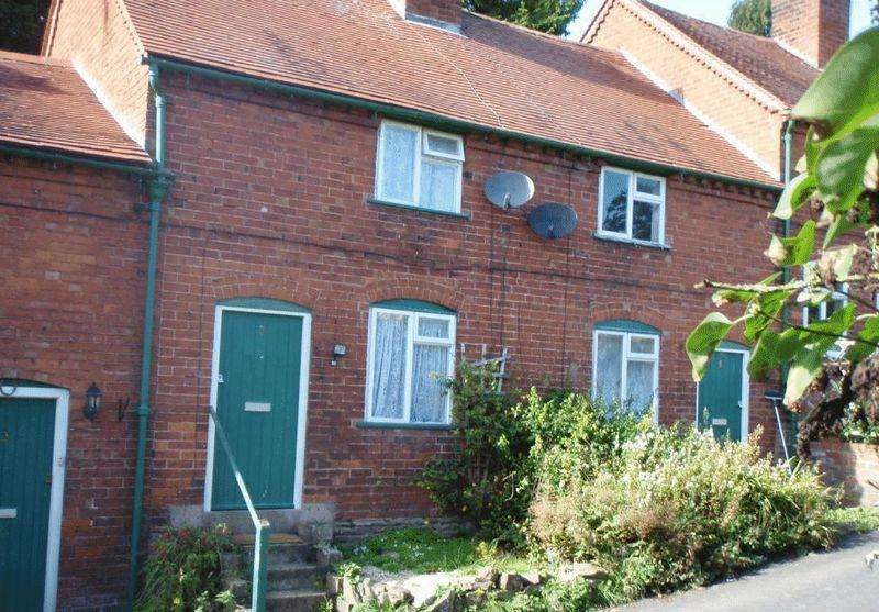 1 Bedroom Terraced House for rent in Paper Mill Cottage, Cleobury Mortimer DY14 8JR