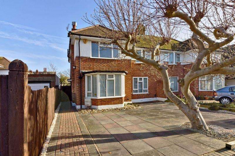 3 Bedrooms Semi Detached House for sale in St Andrews Road, Worthing