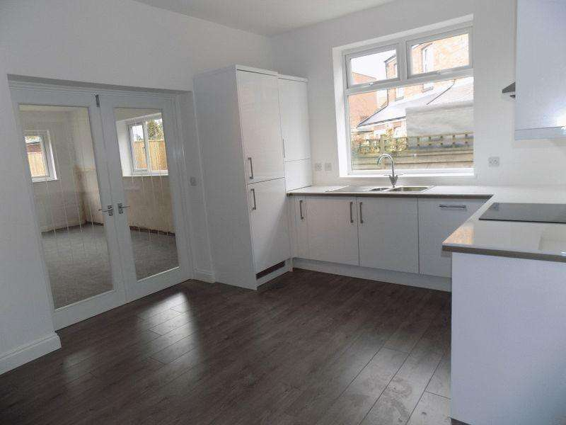 2 Bedrooms Bungalow for sale in Moorland Crescent, Bedlington