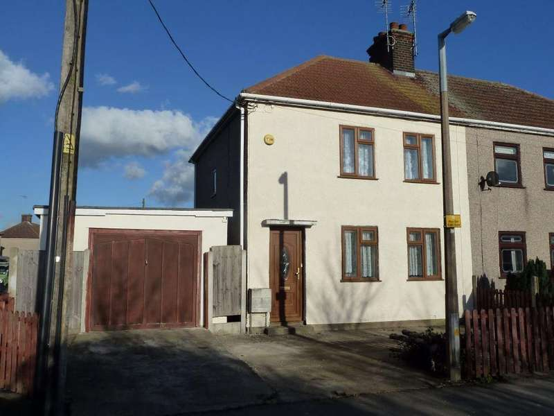 3 Bedrooms Semi Detached House for rent in Herd Lane, Corringham, Stanford-le-Hope, SS17