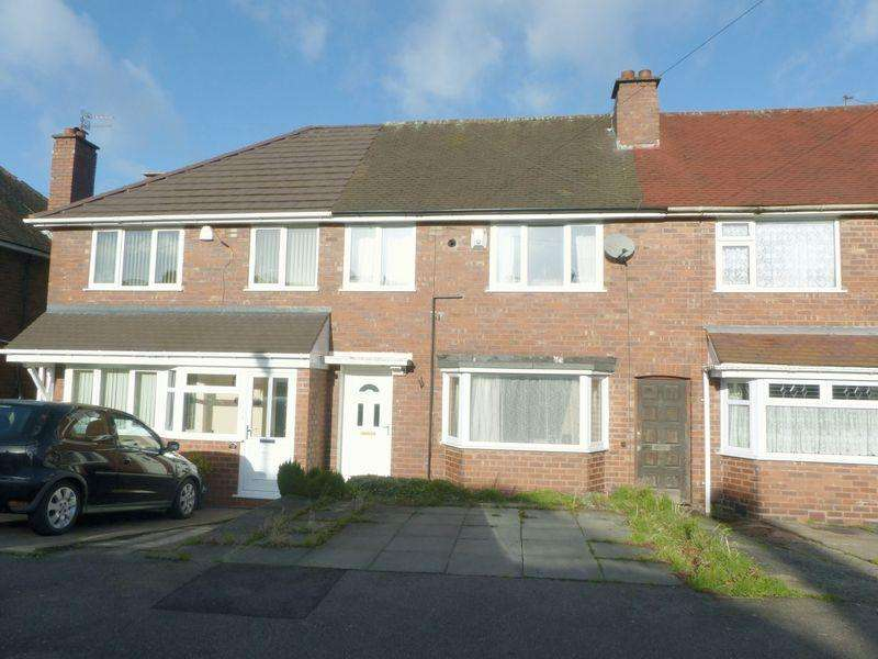 3 Bedrooms Terraced House for sale in Ringinglow Road, Great Barr