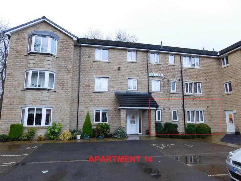 2 Bedrooms Apartment Flat for sale in Kings Mill Lane, Aspley, Huddersfield