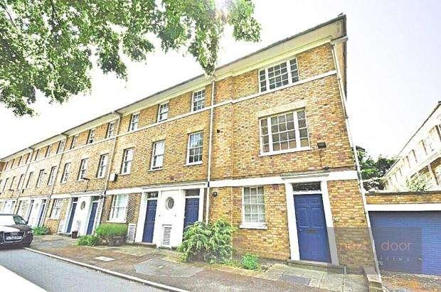 4 Bedrooms Maisonette Flat for rent in Langford Green, Denmark Hill, SE5