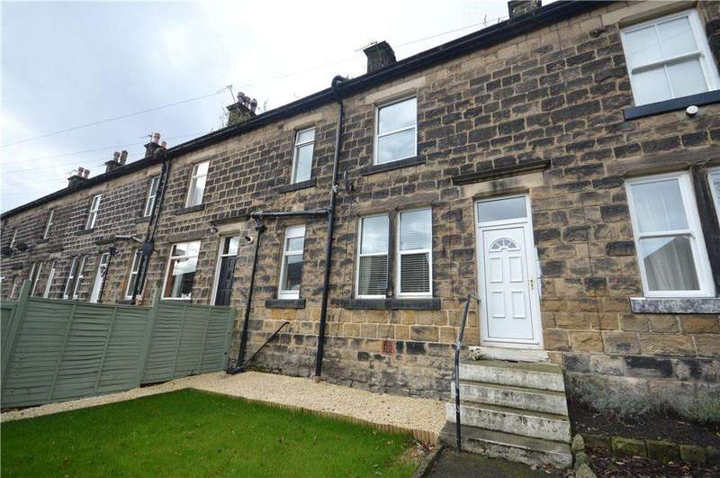 2 Bedrooms Terraced House for sale in Spring Bank Terrace, Guiseley, Leeds, West Yorkshire